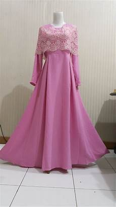 Sabrina Setelan Muslim jual baju gamis muslim dress pesta muslim sabrina hitam