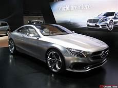 Detroit 2014 Mercedes S Class Coupe Concept Gtspirit