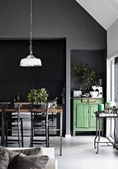 cuisine vintage moderne d 233 co cuisine vintage ouverte sur salon moderne gris