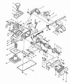 buy makita 1804n replacement tool parts makita 1804n electric planer parts diagram