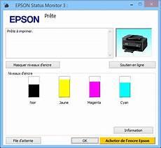 niveau d encre imprimante v 233 rification de l 233 tat des cartouches sous windows