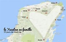 circuit mexique 15 jours voici tout notre road trip de 15 jours dans le yucatan en