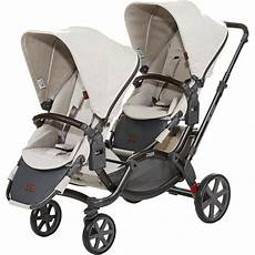 geschwisterwagen mit babyschale abc design zwillings und geschwisterwagen zoom camel