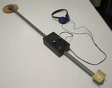 embedded electronics tutorials bfo metal detector bfo metal detector student project graeme shirley s workshop