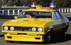 ford falcon interceptor ford falcon xb sedan 1974 quot max s yellow interceptor quot the