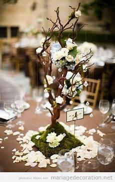 Id 233 E Centre Table Mariage Un Arbre Petit Noiva Table