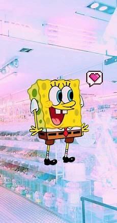 Gambar Spongebob Aesthetic Mirror Ccp Gambar