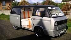 vw t3 volkswagen t3 surf cer custom part two