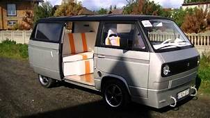 Volkswagen T3 Surf BuscampercustomPart Two  YouTube