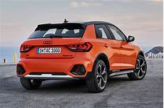 2020 audi a1 citycarver is a taller more stylish