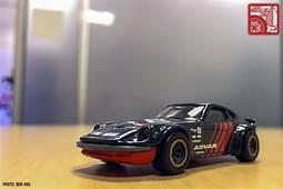 MINICARS Hot Wheels X JNC Nissan Fairlady Z Super