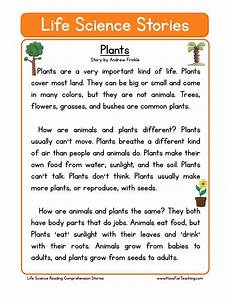 science worksheets about plants for grade 4 13722 this reading comprehension worksheet plants is for teaching reading comprehension use this