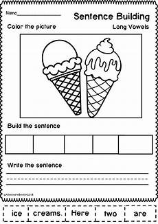 sentence building worksheets cut and paste 21045 sentence building worksheets set 2 writing sentence building worksheets sentences