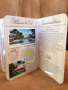 australia wedding invitation passport wedding invitation