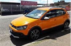 2014 Vw Cross Polo 1 2tsi Petrol Fwd Manual Cars