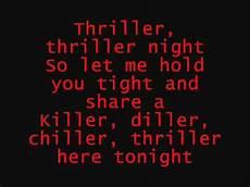 Malvorlagen Jackson Lyrics Thriller Michael Jackson Lyrics