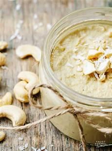 cashewmus selbst gemacht faustformel vegetarische