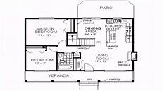 3 bedroom rectangular house plans 3 bedroom bungalow floor plans no garage gif maker