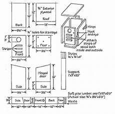 flying squirrel house plans how to build a squirrel house out of wood google search