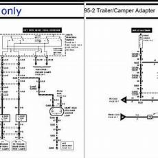 1998 Ford F150 Trailer Wiring Diagram Free Wiring Diagram