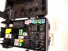 2010 chrysler town and country fuse box 08 09 dodge caravan journey chrysler town and country integrated fuse box tipm ebay