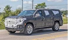 active cabin noise suppression 2001 gmc yukon engine control 2021 gmc yukon denali first spy photos suv project