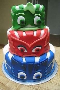 Malvorlagen Pj Masks Cake Portfolio A Creative Touch