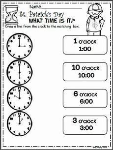time of day worksheets for kindergarten 3596 st s day lowercase letters worksheet madebyteachers