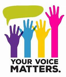 Your Voice your voice matters woodville elementary school