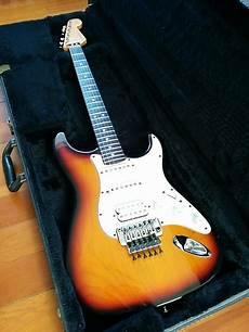 Fender Stratocaster Floyd Classic Reverb