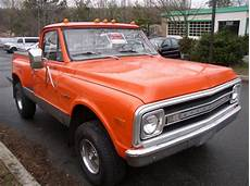 1970 checy stepside short bed 4wd pickup for sale in
