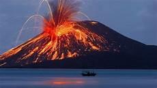 Sejarah Meletusnya Gunung Krakatau Yang Menggemparkan