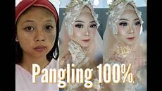 Tutorial Makeup Wedding Simple Tapi Pangling