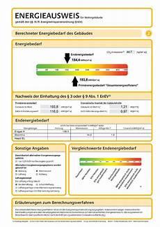 Energieausweis Ingenieurb 252 Ro F 252 R Energieeffizienz