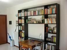 librerie mdf libreria mdf tinta legno