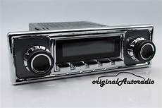 Original Autoradio De Retrosound Classic Becker Optik