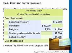 how to find cost of goods sold from balance sheet how to compute the cost of goods sold youtube