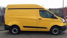 used yellow ford transit custom for sale middlesex