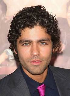 curly hairstyles for men 2013