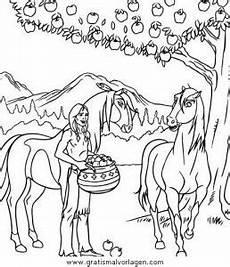 Malvorlagen Gratis Spirit Spirit Der Wilde Mustang06 Gratis Malvorlage In Comic