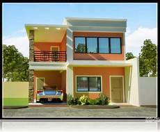 low cost simple two storey house design philippines planning to build your own house check out the photos of