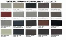 interior upholstery paint gm chevrolet 2011