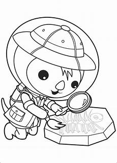 Oktonauten Malvorlagen Octonauts Coloring Pages To And Print For Free
