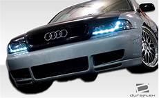 2001 audi s4 bumper 1996 2001 audi a4 s4 4dr wagon duraflex ke s front bumper cover 1pc 106494