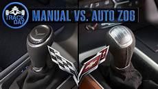 corvette c7 z06 review automatic vs manual a8 vs m7