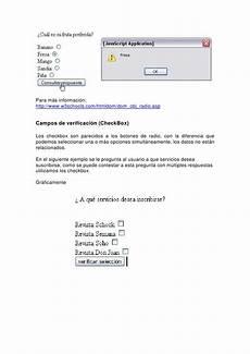documento de referencia xhtml css javascript