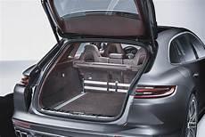 Porsche Panamera Kofferraum - porsche panamera sport turismo 2017 sitzprobe bilder