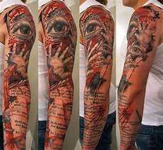 Oberarm Tattoos Männer - m nner oberarm vorlage arts
