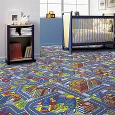 teppichboden kinderzimmer kinderzimmer teppichboden von kibek road in multicolor