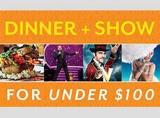 Dinner   Show Under $100   Vegas.com